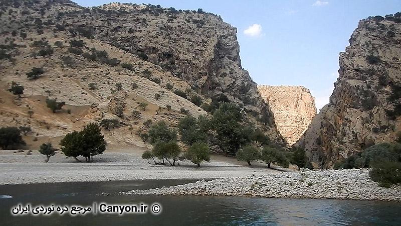 گشایش دره سنگویل Opening of Sangavil Canyon
